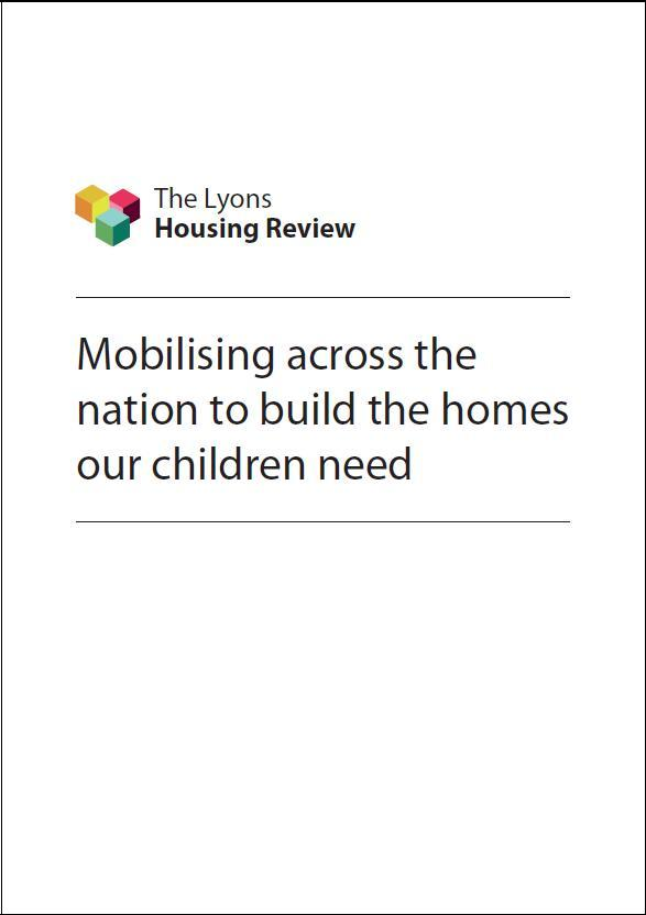 Lyons Housing Review